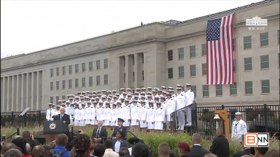 Vice President Pence At The 9/11 Pentagon Ceremony (Full Speech)