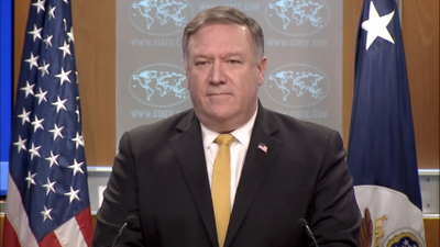 Pompeo Hits Back Hard At Democrats That Are Holding Up Key State Department Positions