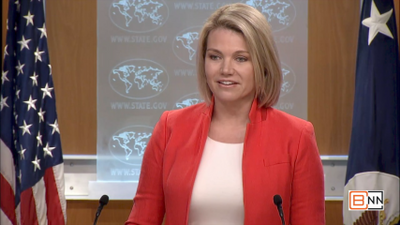 State Department Spokeswoman Heather Nauert Details Progress On Kim Jong Un Visit
