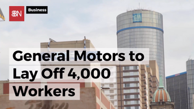 GM Is Laying Off 4000 Employees