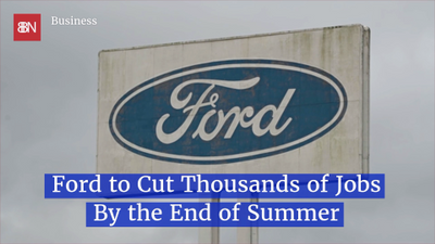 Ford Is Letting A Lot Of Employees Go In 2019