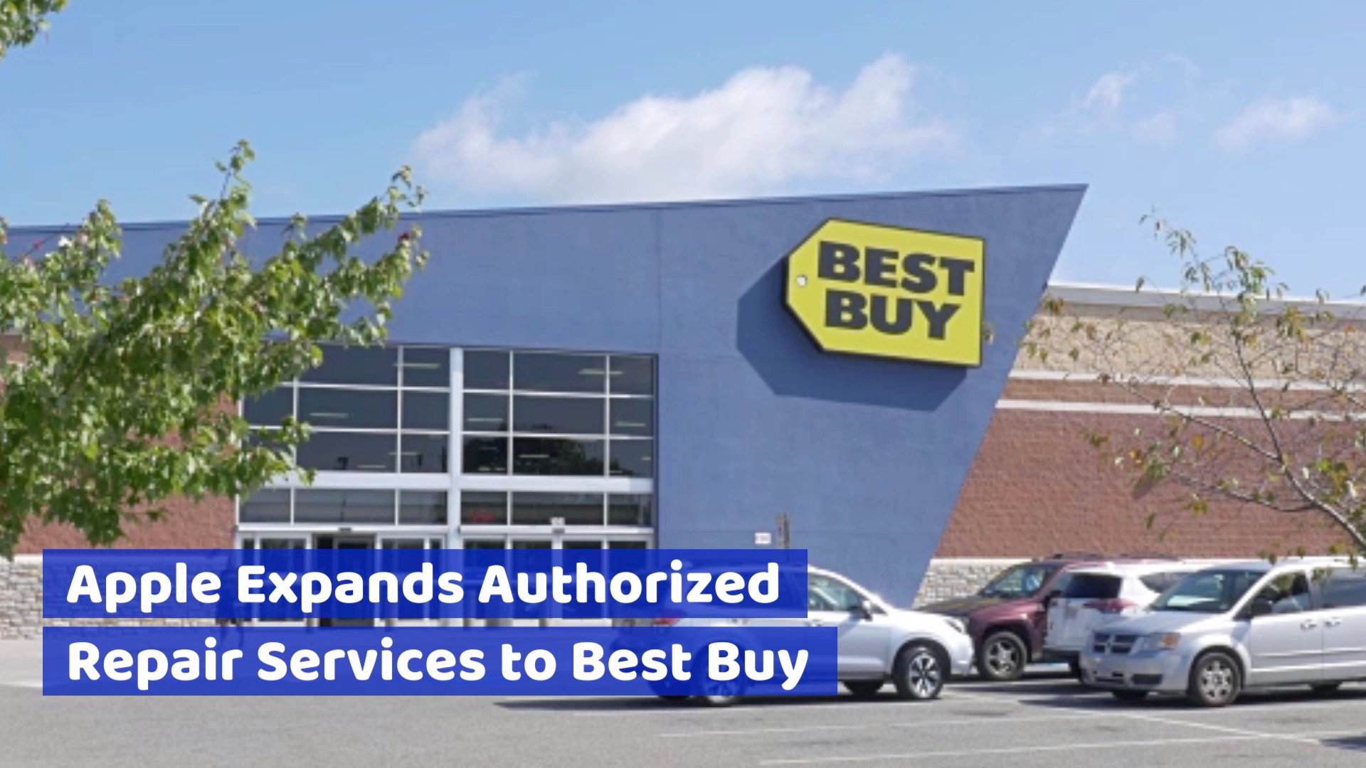 Apple Gives More Control To Best Buy