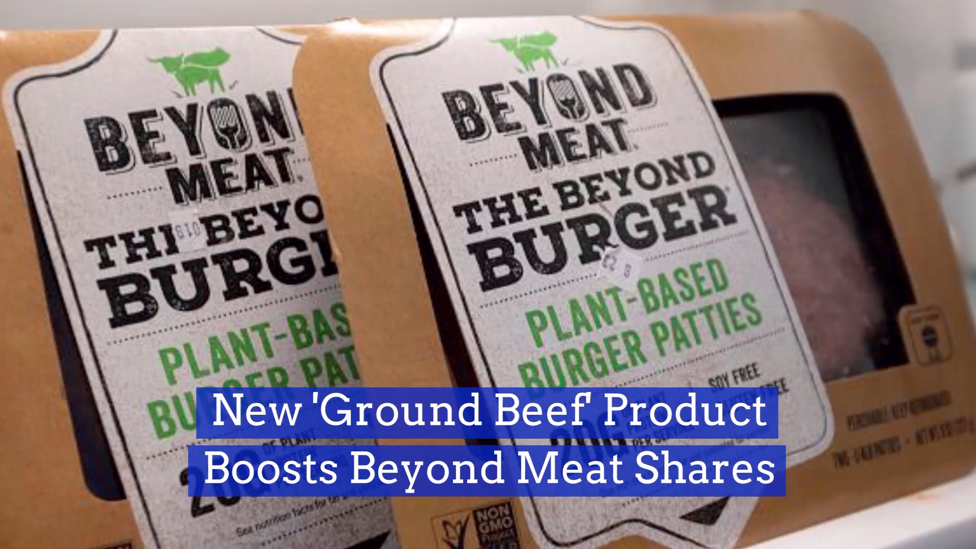 "Beyond Meat""s Stock Price Goes Beyond"