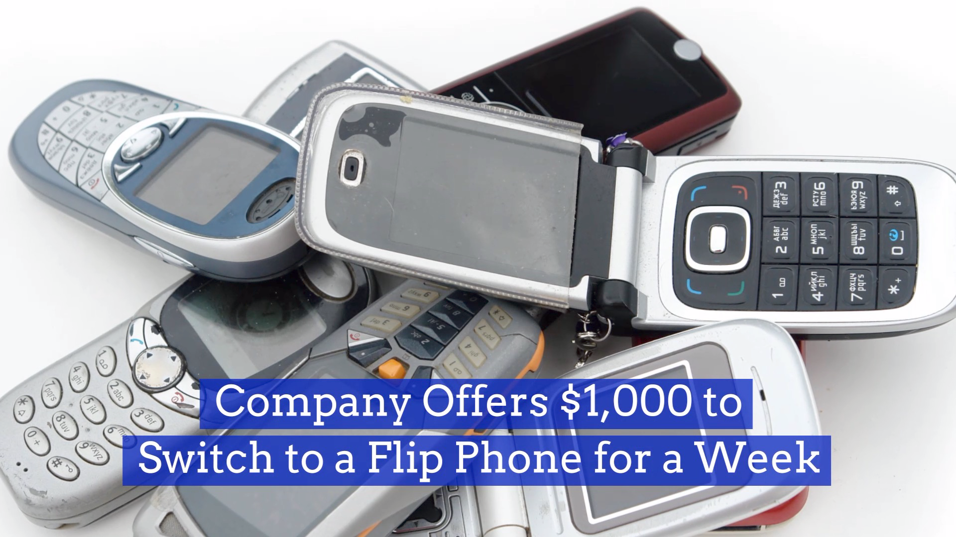 Can You Ditch Your Smartphone For Cash