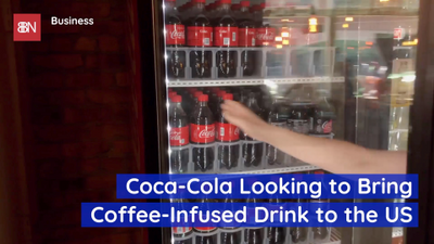 Coke Wants To Add More Caffeine To Your Day