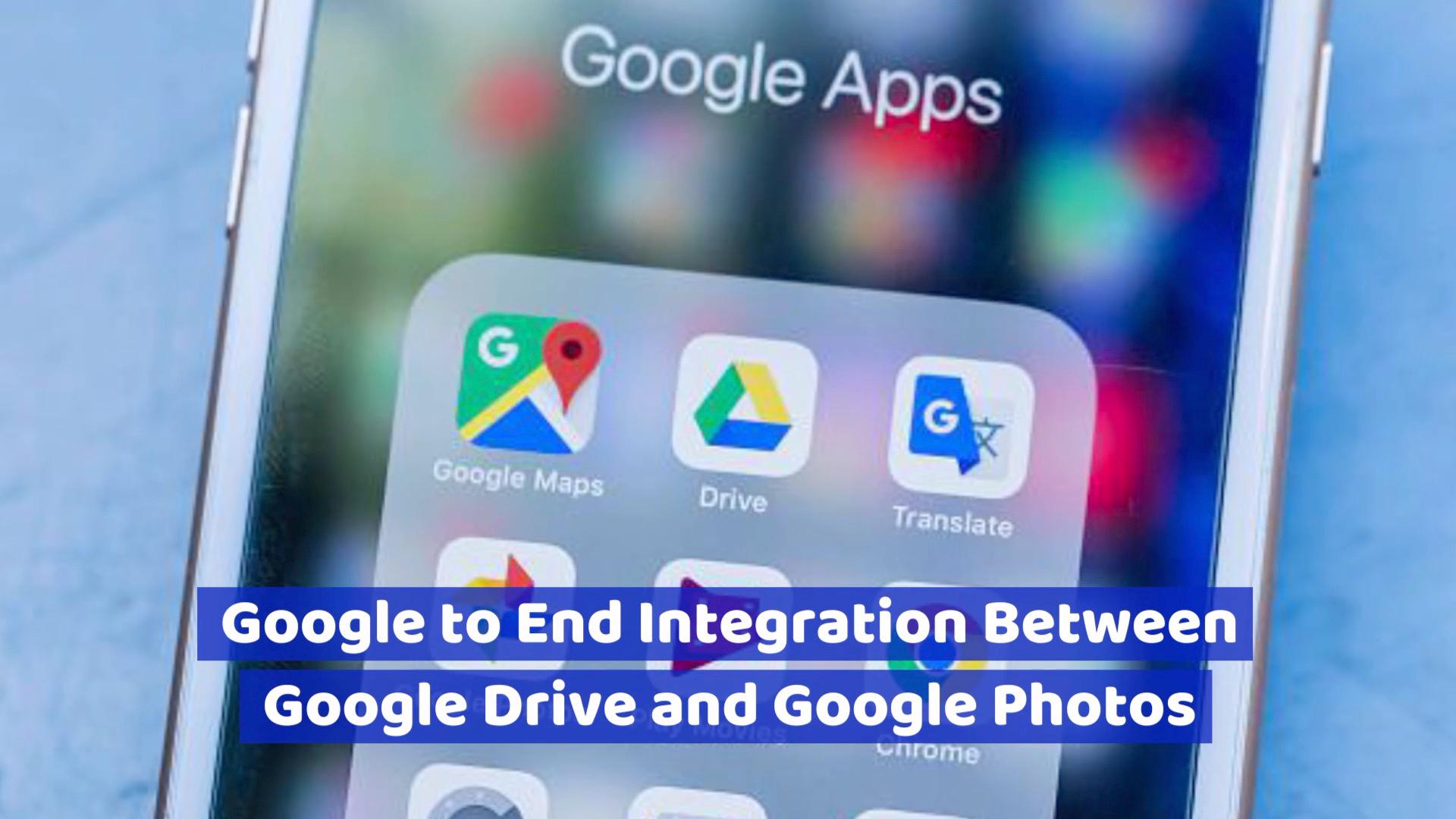 Google Makes Integration Changes