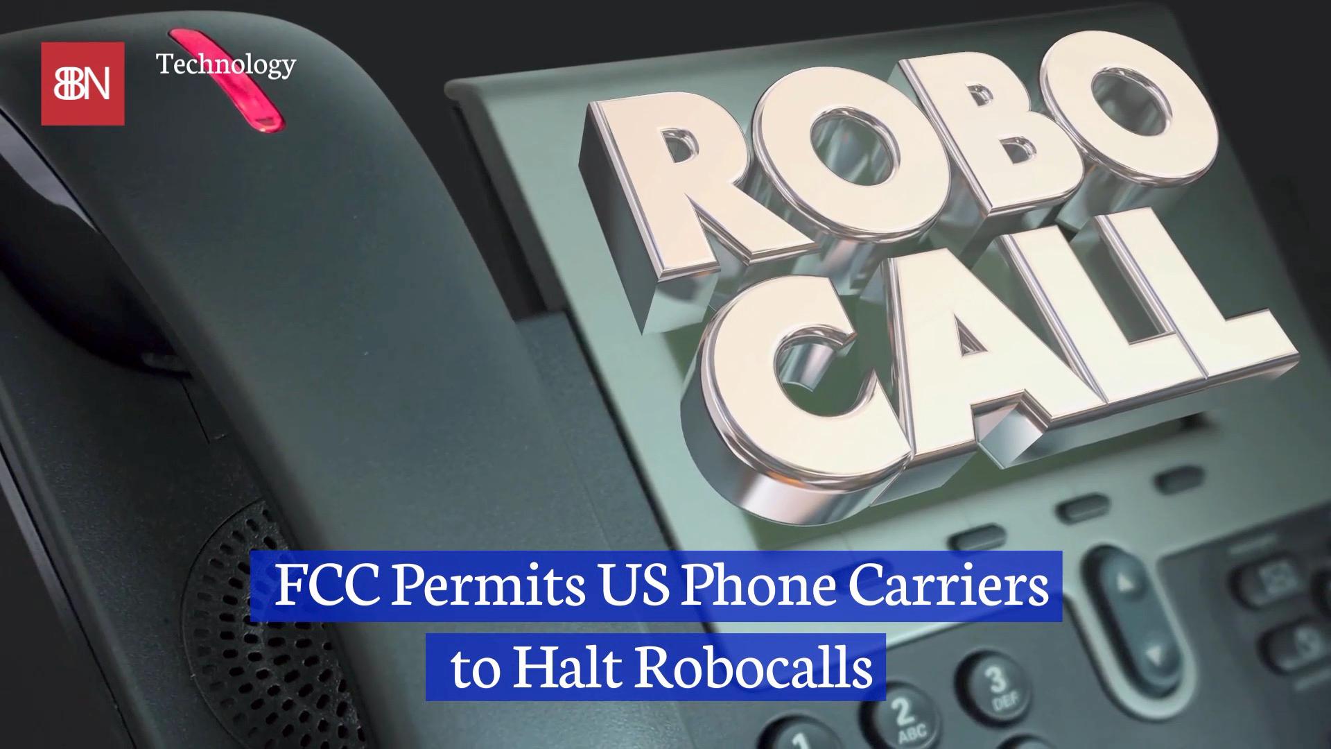 No More Robo Callers