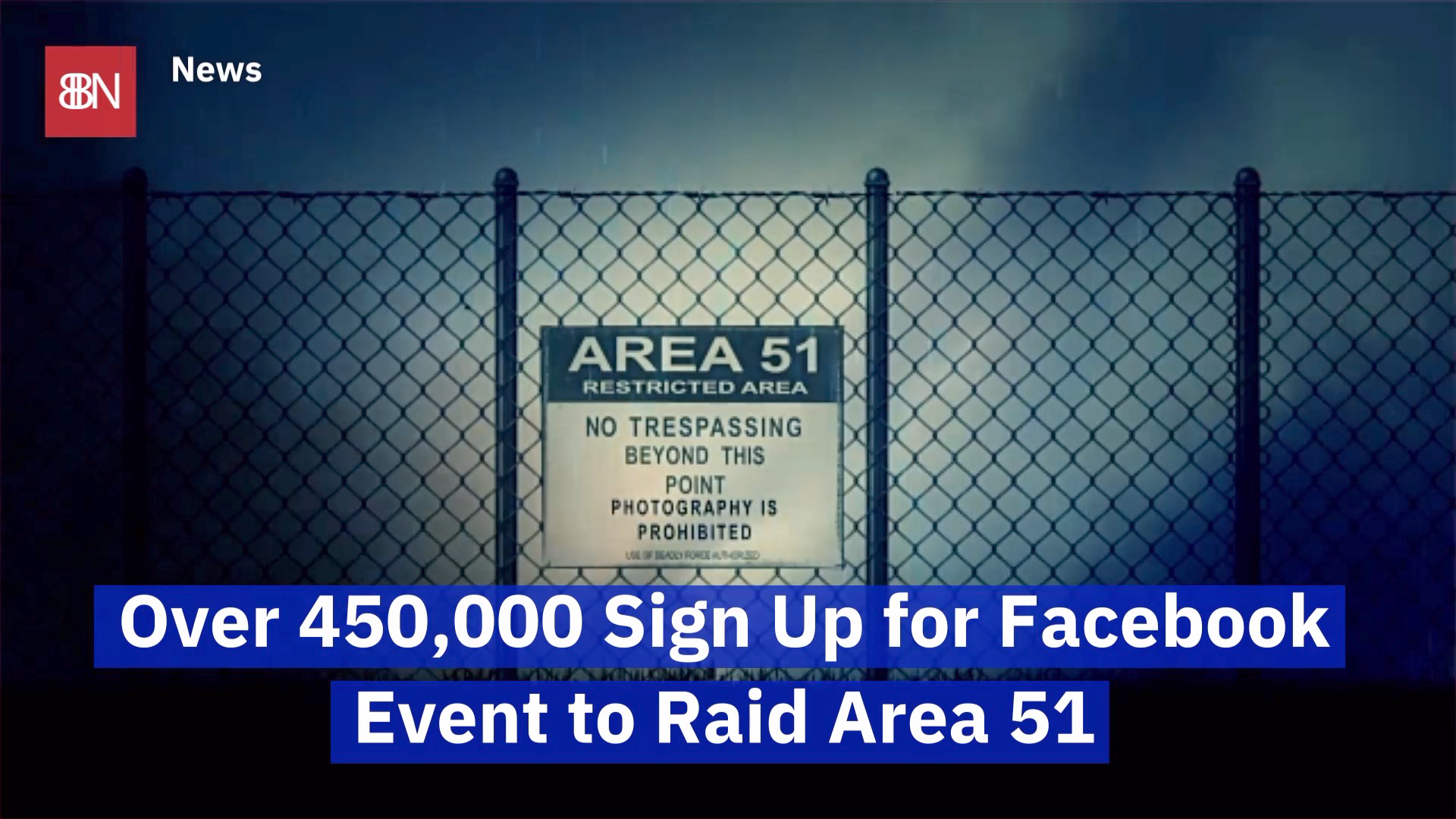 This Area 51 Facebook Group Is Wild
