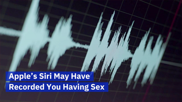 Siri Likes To Eavesdrop