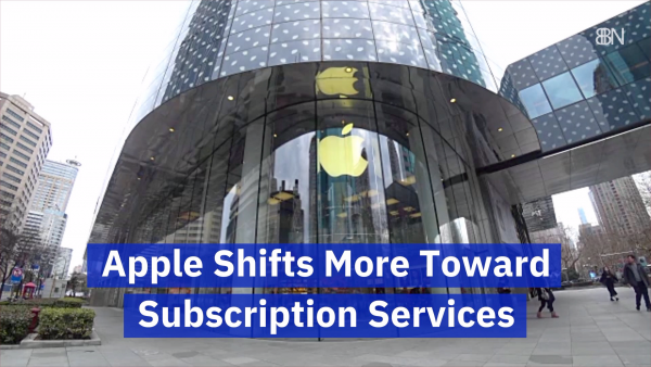 Apple Is Going Subscription Heavy