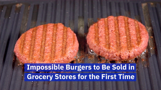 Cook Your Own Impossible Burger