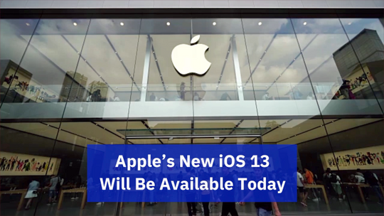 What's New On Apple iOS 13