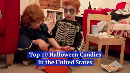 The Candies We Want To Eat This Halloween
