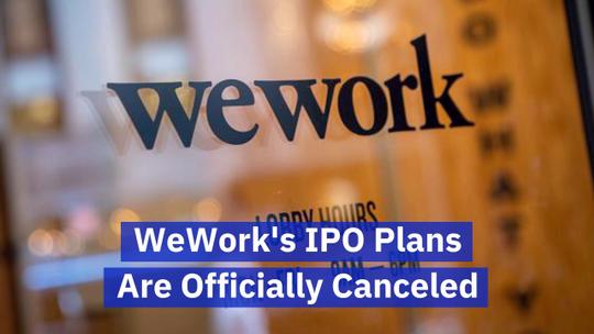 WeWork Re-Works Plans