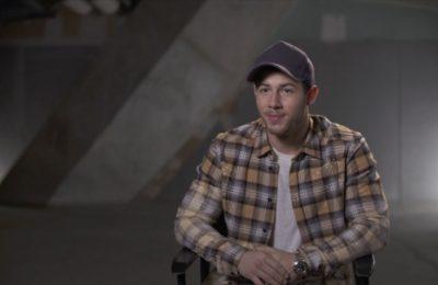 Nick Jonas On 'Chaos Walking'