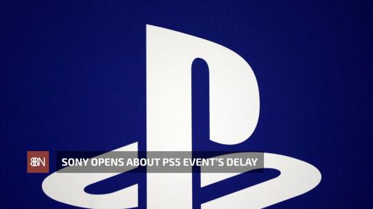Sony Explains Delays