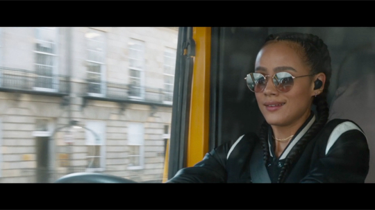 Nathalie Emmanuel Learns How To Drive In 'F9'